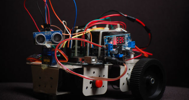 Obstacle Avoider Robot Using Arduino