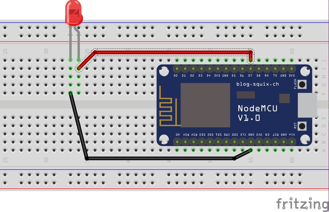 Google Assistant and IOT – Turn LED on/off using ESP8266